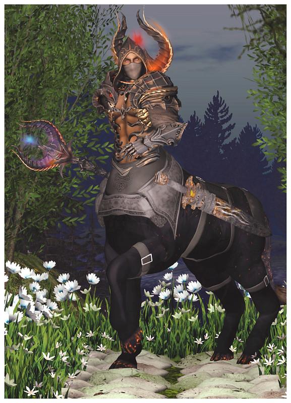 The Great Centaur Gallery - Dragonwolf