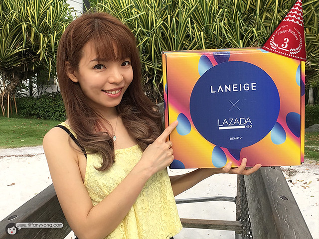 laneige-x-lazada-2017-tiffany-yong-birthday