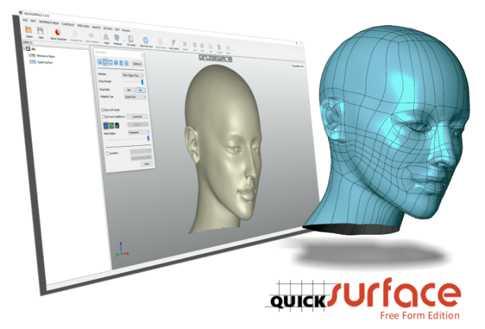 Working with Quicksurface 2.0.31 full license