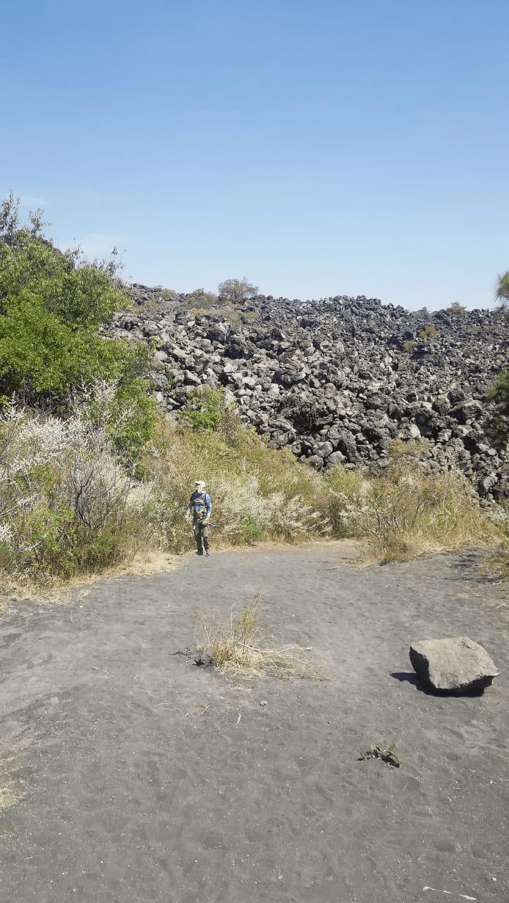 El Volcán del Ceboruco 5