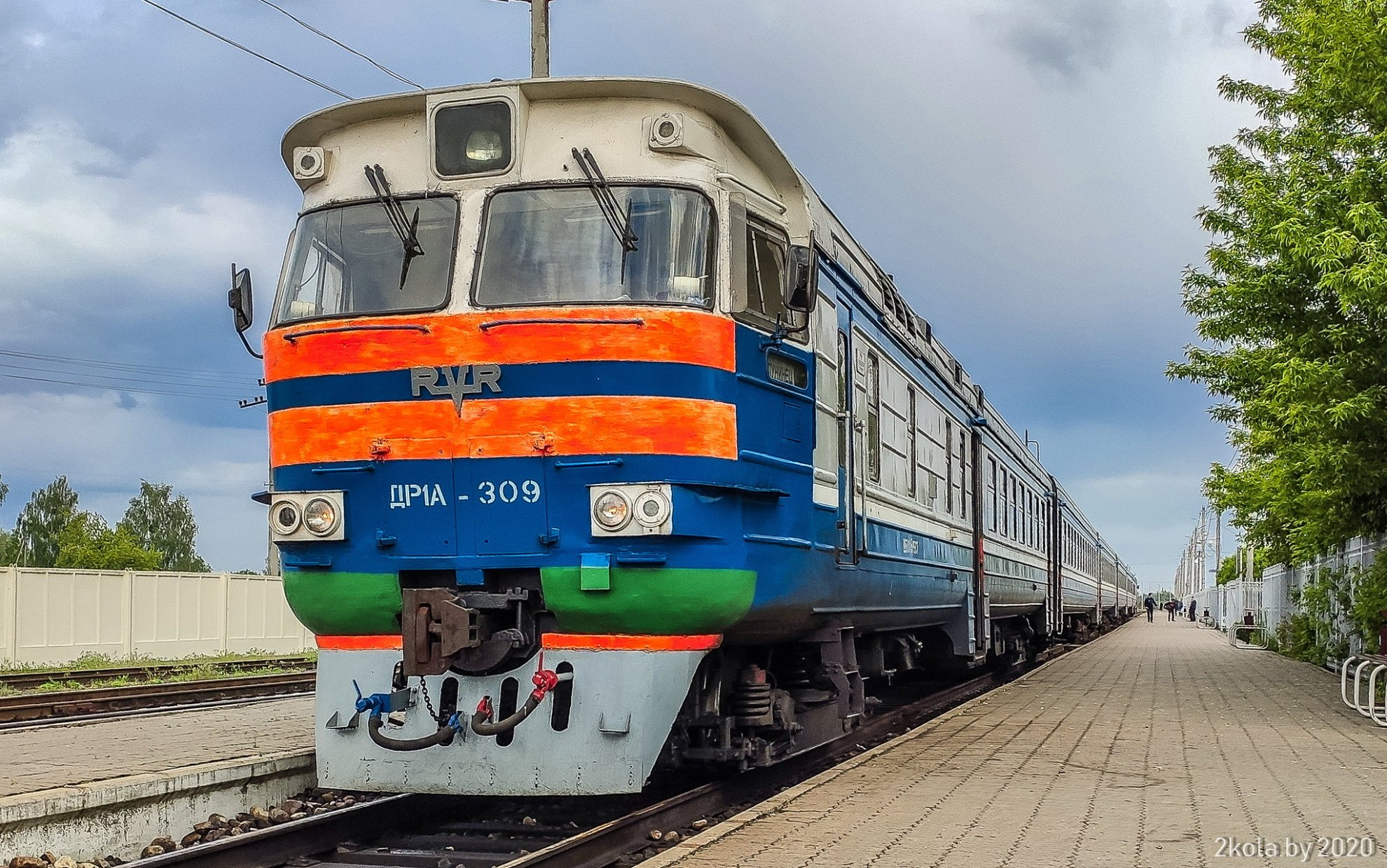 Горынь ДР1А-309