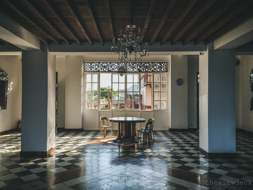 Interiors of Las Casas