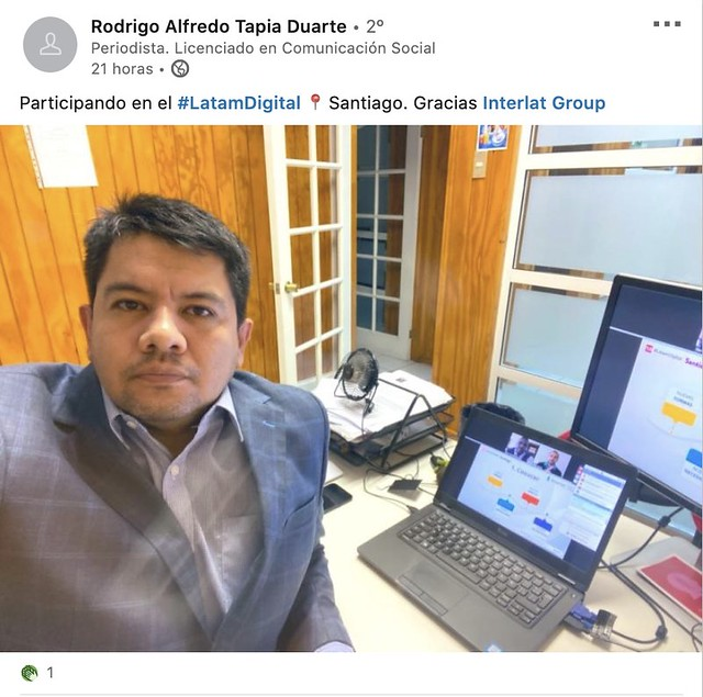 #LatamDigital Santiago- Mayo 2020