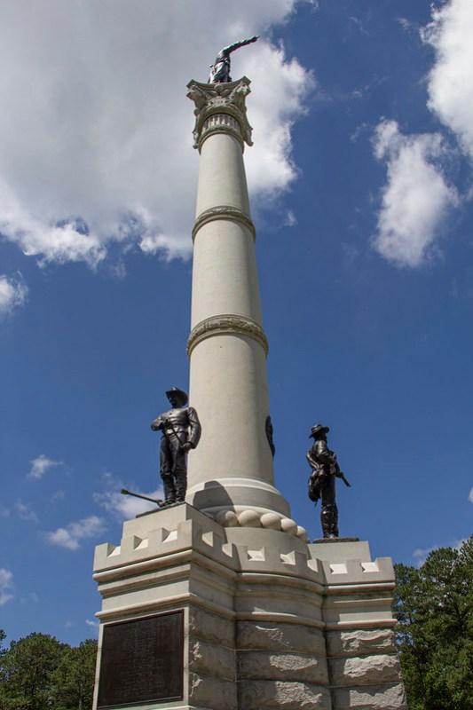 Chickamauga National Military Park47