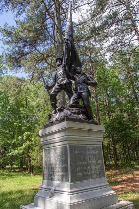 Chickamauga National Military Park33