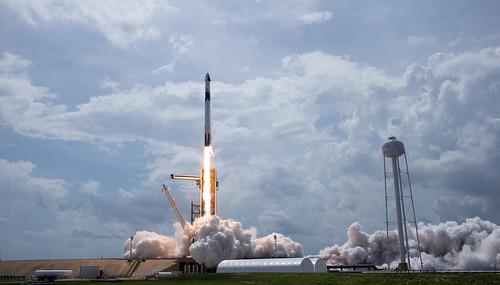 SpaceX Demo-2 Launch (NHQ202005300042)