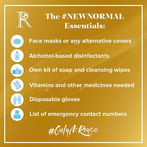 Rolling Into the #NewNormal with Royce