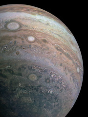 Jupiter's Racing Stripes