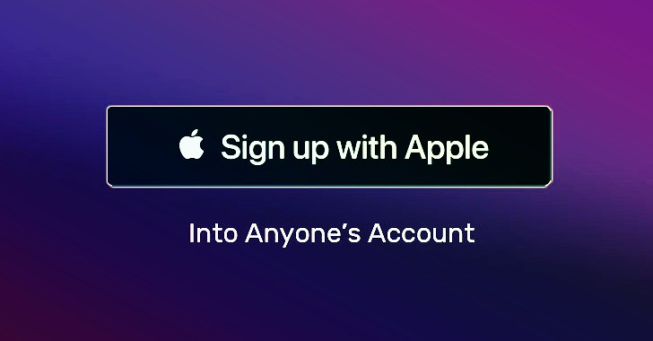 蘋果Sign with Apple服務有重大漏洞可能讓駭客劫持用戶帳號