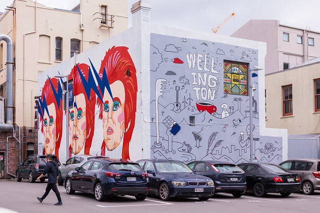 Wellington - Cuba Street