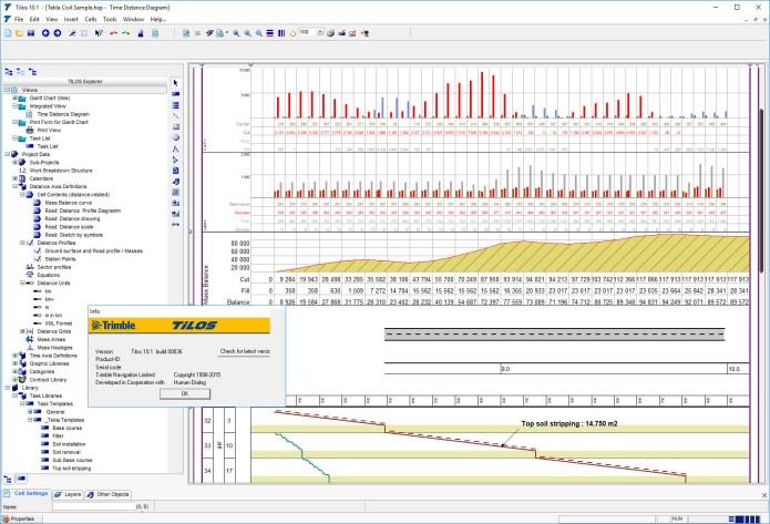 Working with Trimble TILOS v10.1 full license