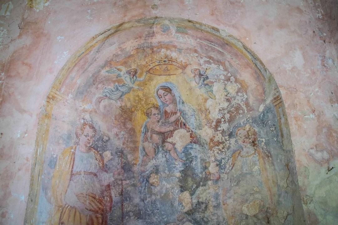 Chiesa di S. Michele, Scoppio