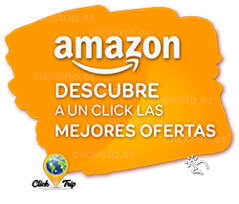 Descubre las ofertas diarias de Amazon a solo un click · AHORRA Comprando Ahora ·