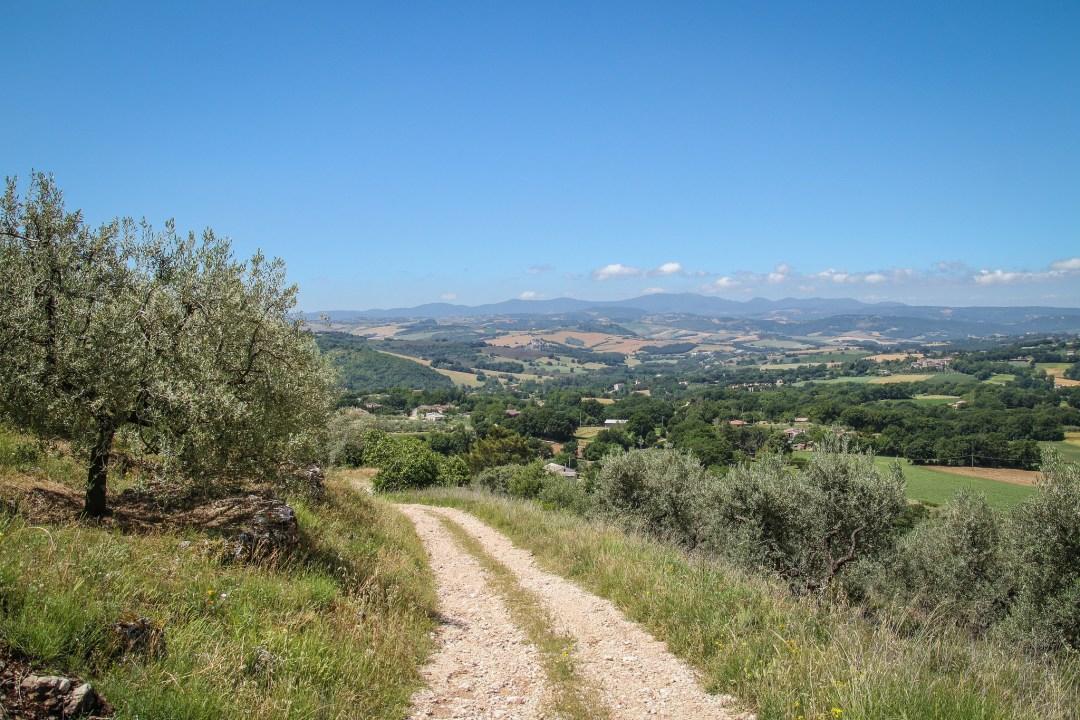 Colpetrazzo, Umbria