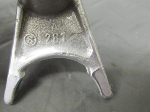 Intermediate Shaft Marking (S)281