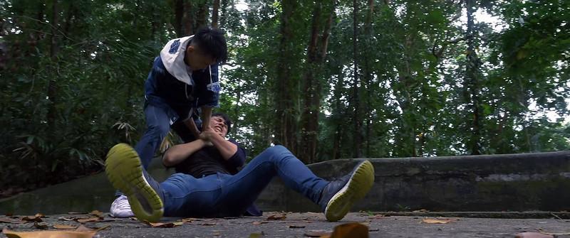Oriental Action Peps Goh vs Kasimir Poh Cieslak 1