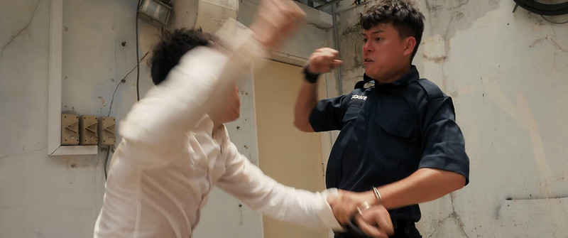 Crime Action Kasimir Poh Cieslak