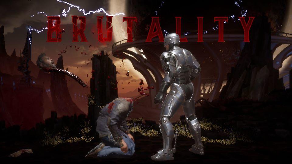 brutality robocop
