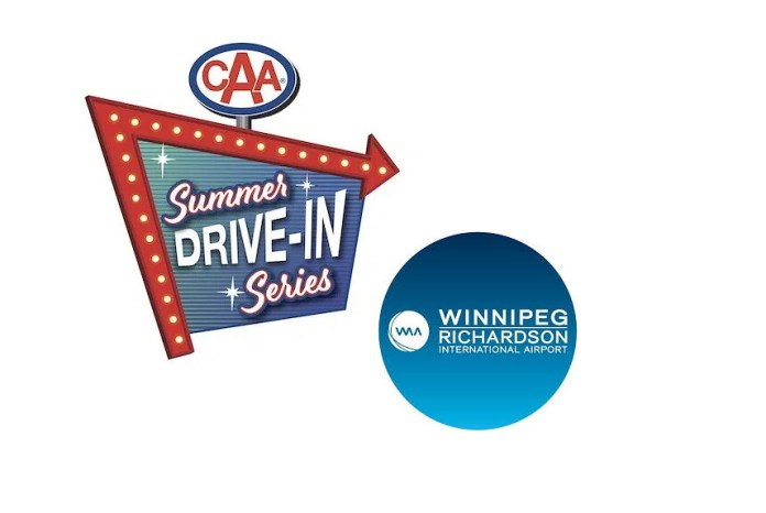 Winnipeg Airport Parking Lot to be Transformed Into a Drive-In Theatre