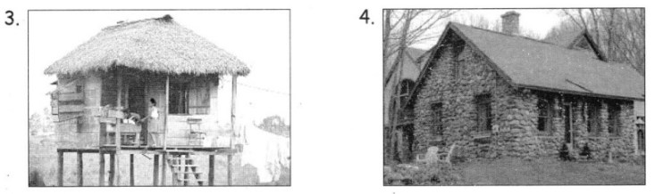 CBSE Class 5 EVS A Shelter So High! Worksheets 5