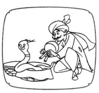 CBSE Class 5 EVS A Snake Charmer's Story Worksheets 1