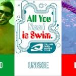 All you need is Swim… il Nuoto che unisce l'Italia dal 20 al 28 giugno