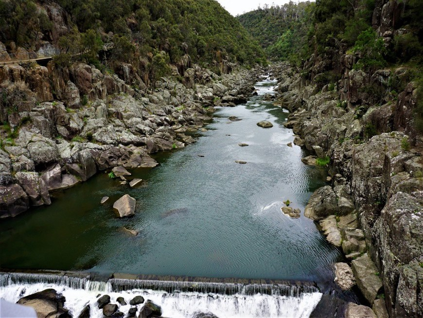 Day 9 - Cataract Gorge - Leisurely Drives