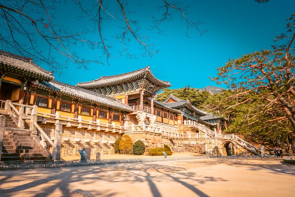 Bulguksa Temple | Things to do in Gyeongju