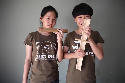 竹子樂器:就從竹林開始吧!