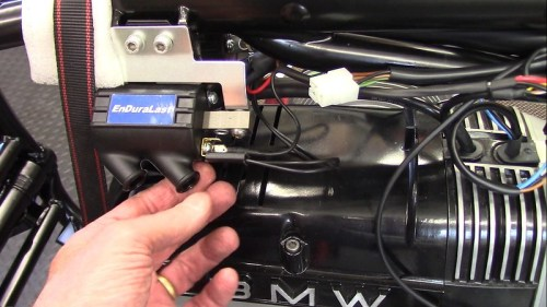 Coil Trigger And Tachometer Terminal