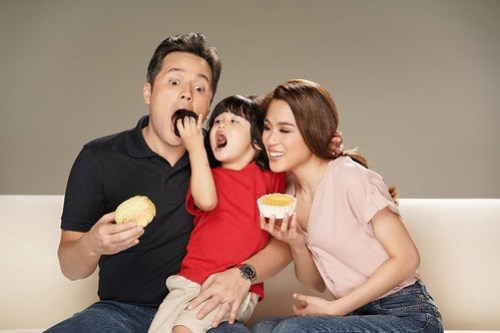 Sweet & Strong Red Ribbon Dad Paul Soriano 2