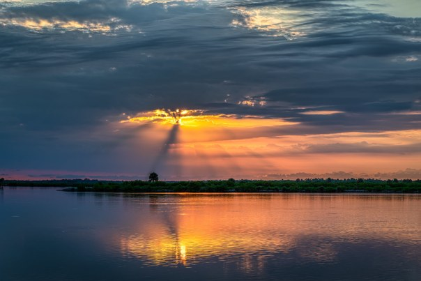 Rays and reflection