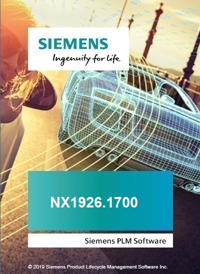 Siemens NX 1926 Build 1700 (NX 1926 Series) Win64 full