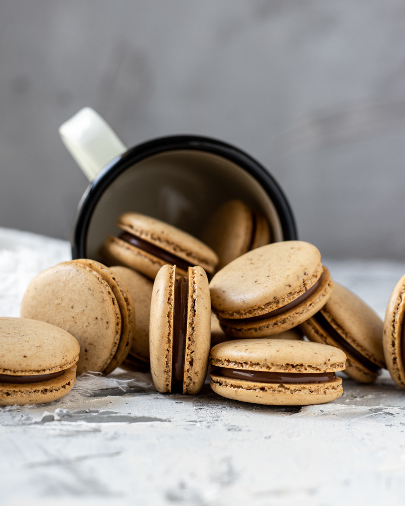 Coffee Nutella Macaron BLOG (1 of 6)