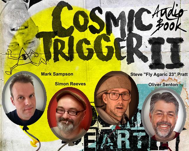 Robert Anton Wilson - Cosmic Trigger II - Down to Earth - Audio Book