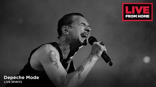 Depeche Mode - LiVE SPiRiTS