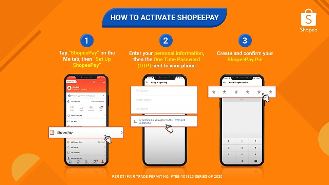 Shopee Pay Day