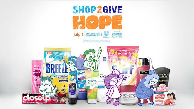 1 Shop2Give Hope 2020