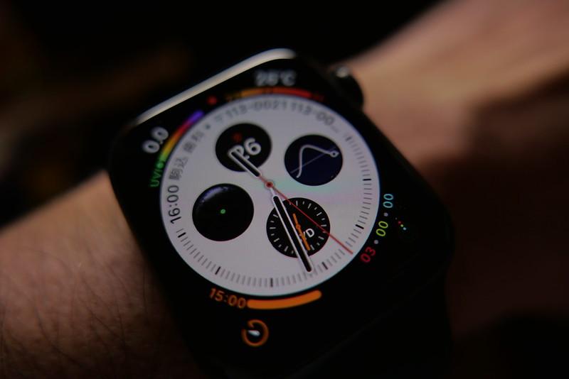 infograph mode Apple Watch series 5