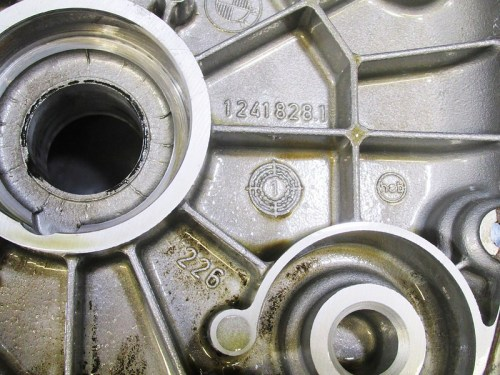 Rear Transmission Cover Casting Number