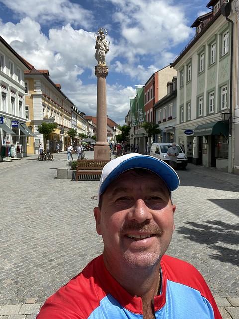 Mariensäule in Murnau