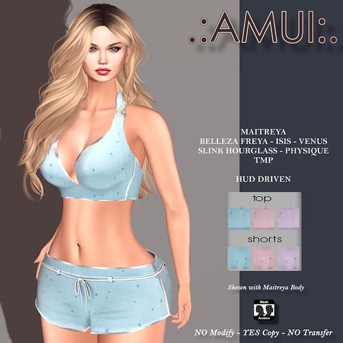 "NEW GROUP GIFT .:AMUI:. ""Leah"""
