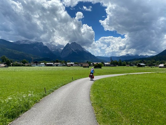 Vor Garmisch