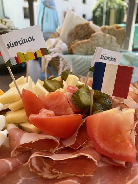 Südtirol lässts sich schmecken