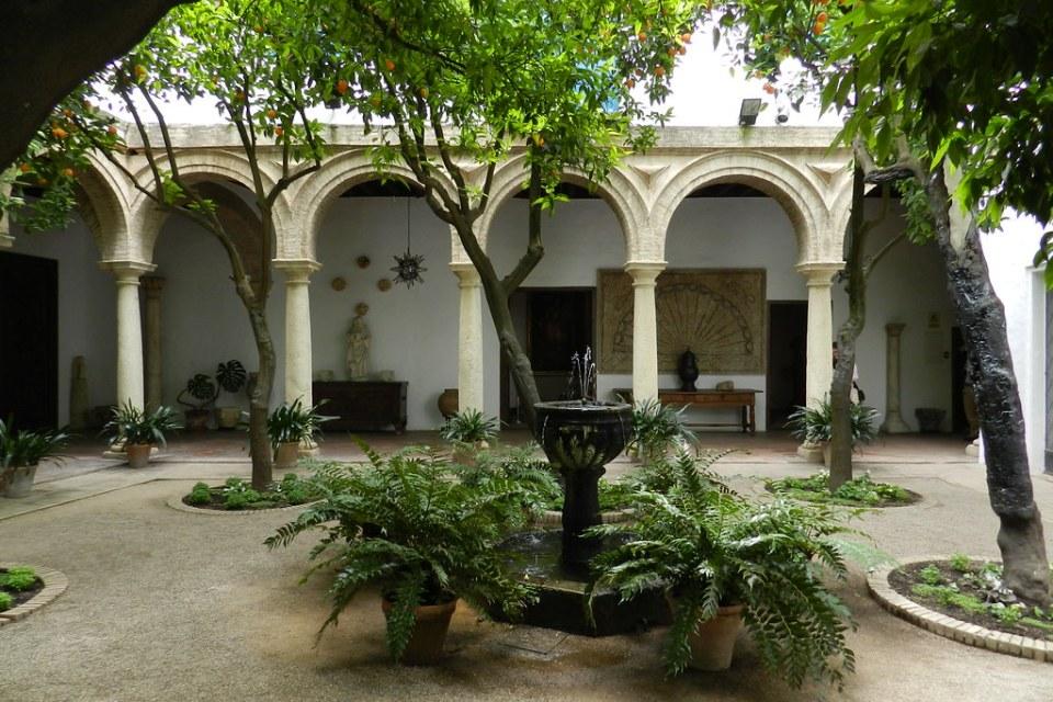 patio de la Capilla Palacio de Viana Cordoba 02