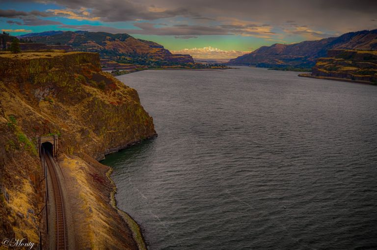Columbia River, Washington