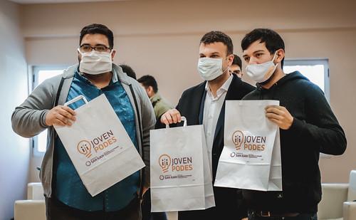 2020-07-08 PRENSA: Uñac lanzó programa para financiar e incubar proyectos de jóvenes sanjuaninos