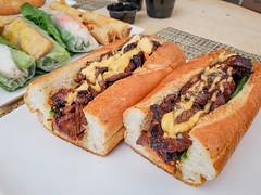 Vietnamese BBQ Pork Banh Mi from Bistro Southeast