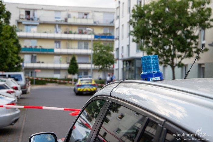 2020-07-07 WI112 Polizeischüsse Mainz-20