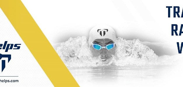 Benvenuti in PHELPS, l'evoluzione del marchio MP Michael Phelps